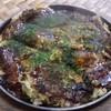 お好み焼てっちゃん - 料理写真:お好み焼き・肉