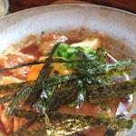 やきとり一番 - 料理写真:ササミユッケ