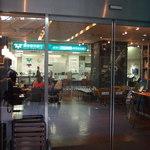 25308161 - 手前がカフェで奥が銀行