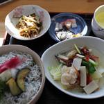 安芸しらす食堂 - 日替わり定食