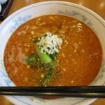 25308955 - ゴマソバ(日替麺¥490)