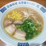 烏骨鶏ラーメン 龍 行橋店