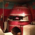 ダ・パスクワーレ - ここでピザ焼いてました