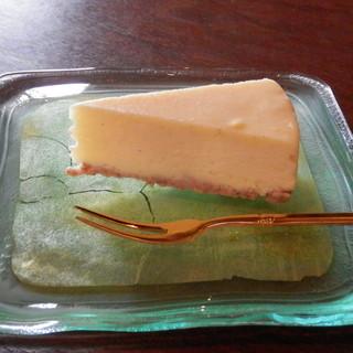人気No1.のチーズケーキの秘密