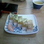 浪花鮓 まえなか - 定食(寿司)