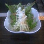 喃風 - プチはらぺこセット(サラダ)