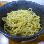 喜楽 - 替え玉(油そば風)