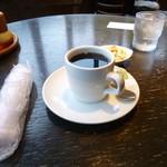 あい - ドリンク写真:2014.03 時間調整なのでコーヒーを頂きました。