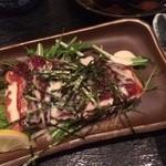 長濱 - メイン 鶏のゆず胡椒焼き