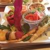 くいしんぼ五味 - 料理写真:野菜プレート