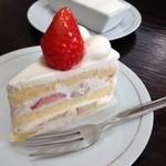 エプルヴェイシカワ - ショートケーキ