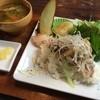 フラッパーカフェ - 料理写真:日替わり丼セット