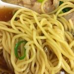 25318480 - 極細麺ストレートだ〜(^○^)