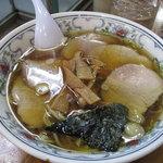 春木屋 - チャーシュー麺:1300円