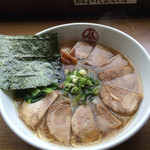 らーめんのくち - チャーシュー麺