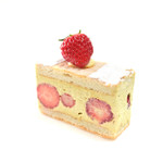 マルナカ菓子店 - フレジエ (480円)  '14 2月中旬