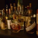 ハジメ - 辛めの食後酒ワゴン