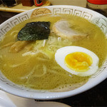 らーめんキッチン なると - なると醤油(730円)