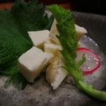 のとだらぼち - 宗玄大吟醸の酒粕で作ったクリームチーズ