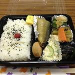 石橋食品 - 今日のお弁当。鯖の煮付け