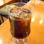 アンクルJr. - アイスコーヒー