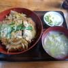 相模屋食堂 - 料理写真:名物カツ丼 ¥730