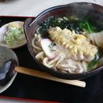 之乃屋 - 鍋焼きうどん(900円)