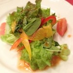 レストラン クレール - ランチ サラダ