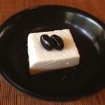 花吹雪 - 牛乳豆腐