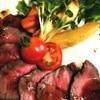 リバプール - 料理写真:自家製ローストビーフ