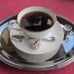風の杜 - ブレンドコーヒー