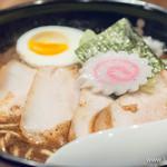 西麻布 五行 - 焦がし味噌チャーシュー麺【2013年11月】