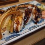 和加松 - アナゴ寿司!