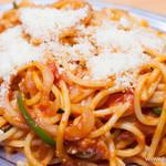 スパゲッティーのパンチョ - ナポリタン 海鮮【2013年11月】