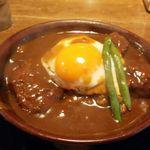 ANAHEIMER KITCHEN - チキンかつカレー丼(800円+大盛100円)