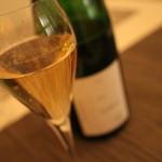 レストラン ビブ - ALSACE Cremant 2010 BINNER