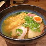 麺屋 かんじん堂 - 柚子塩らーめん