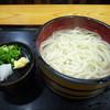 七福 - 料理写真:釜あげうどん600円