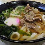 鎌田うどん - 肉うどん