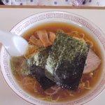 丸嶋 - ラーメン500円