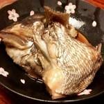 25337836 - 鯛かぶと煮