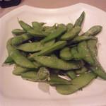レストラン杉並 - 枝豆