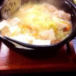 25341421 - 鶏鍋