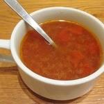 25341653 - 【New!】セットスープ