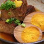 つくしんぼ - きなこ豚の角煮