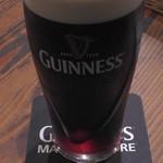Irish Bar Craic - H26.3.18 ギネス(ハーフ)500円