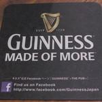 Irish Bar Craic - コースター(表)
