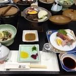 みさきホテル - 料理写真: