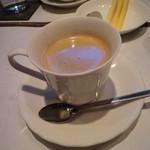 シェーヌ - 食後のコーヒー