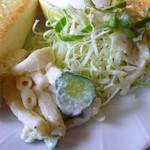 白い風 - サラダ